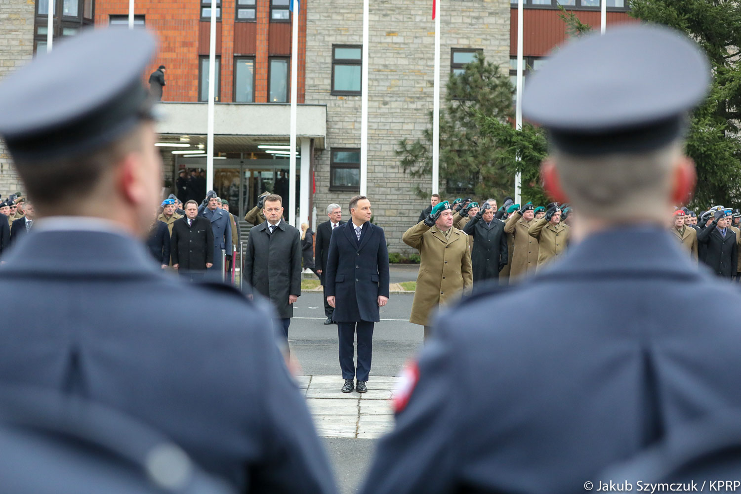 President, MoD work together to ensure Poland meets challenges