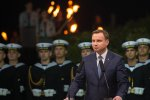 President: Poland always supported the free world