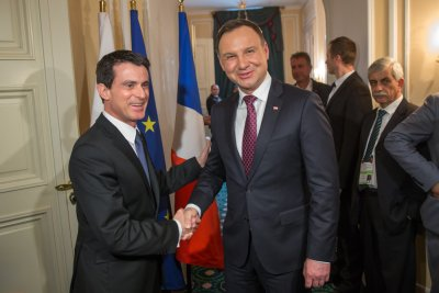 Poland and France against mini Schengen zone