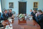 Polish officials meet U.S. assistant secretary of state