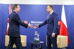 Cameron and Duda condemn intolerance towards Poles