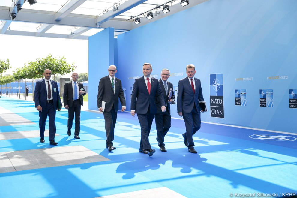 President: NATO needs efficient decision-making processes