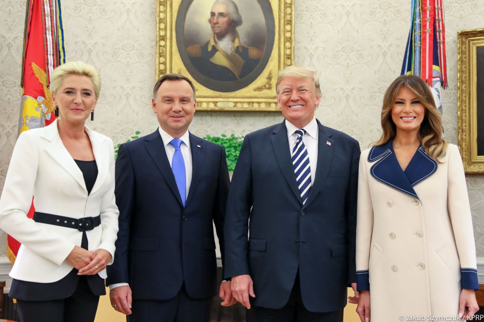 The US-Polish alliance was stronger than ever before - press conference