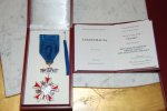 Defence Attaché of the Embassy of the Slovak Republic awarded Polish decoration