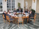 Conference meeting between the NSB and the Security Council of the Russian Federation