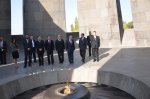Invited by the Secretary of the Security Council, Head of the NSB visits Armenia