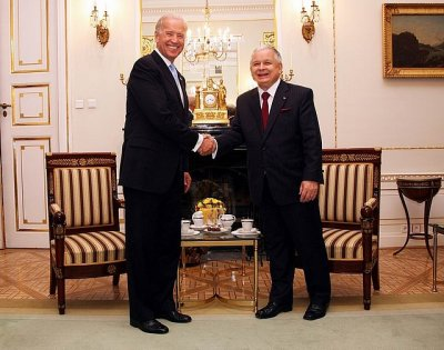 US Vice President visits Poland