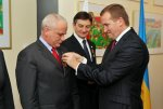 The Ukrainian Order For Merit to the Head of NSB